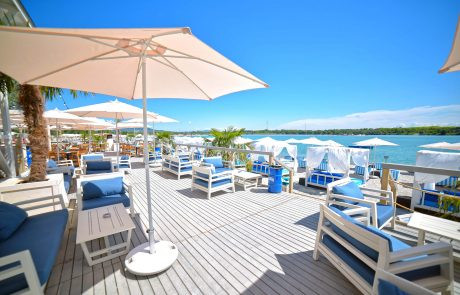 Costes Beach Club - Lupa tó